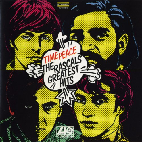 Time Peace: The Rascals' Great...