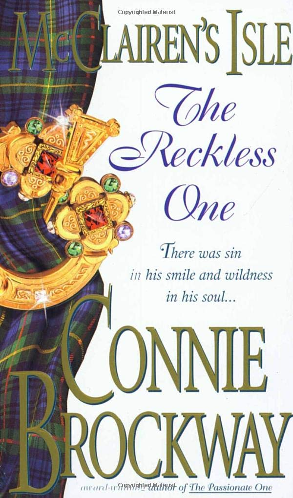 Read Online McClairen's Isle: The Reckless One pdf