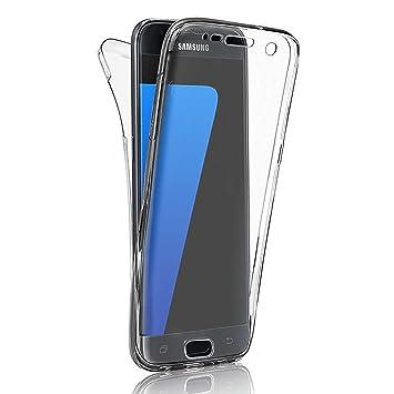 coque samsung s6 silicone transparent
