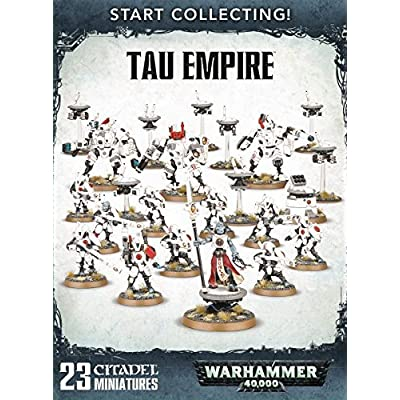 Games Workshop Warhammer 40,000 Start Collecting! Tau Empire: Toys & Games