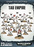 "Games Workshop 99120113055"" Warhammer 40,000 Tau Empire Start Collecting Game"