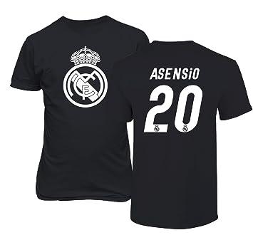 promo code 0eb83 07d66 Amazon.com : KING THREADS Real Madrid Marco ASENSIO #20 ...