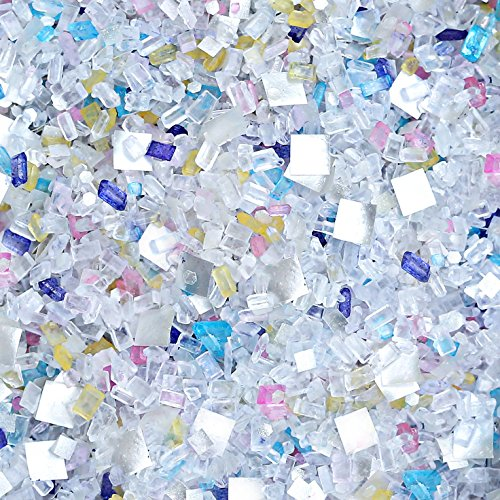Unicorn Confetti Glittery Sugar