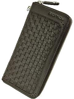 fae99385b2f3 Amazon | ポリス POLICE BASIC IV 長財布 メンズ ネイビー バッファロー ...