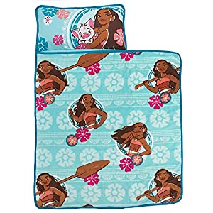 Moana Kids Disney Nap Mat with Blanket