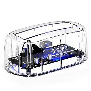 Amazon.com: ORICO - Estación de acoplamiento para disco duro ...