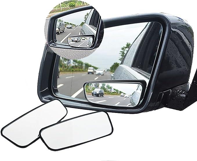 Meipro 360 Drehen Toten Winkel Spiegel Einstellbare Weitwinkel Rückspiegel Hd Konvexen Seitenansicht Spiegel Für Auto Auto