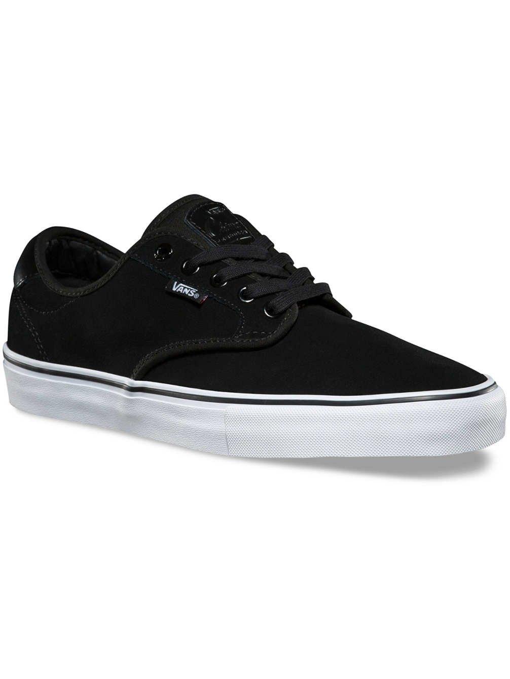 Vans AUTHENTIC, Unisex-Erwachsene Sneakers  42|(suede) black/white