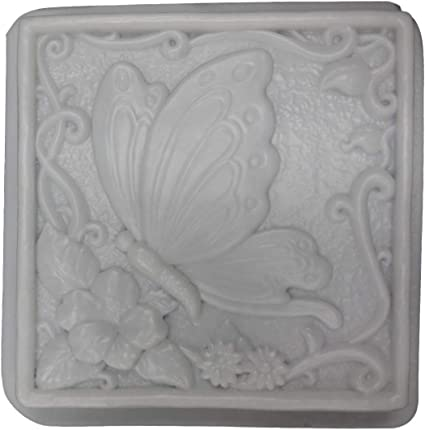 """alligator stepping stone concrete plaster mold 1//8th/"""" abs plastic"""