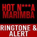 Hot Nigga Marimba Ringtone and Alert