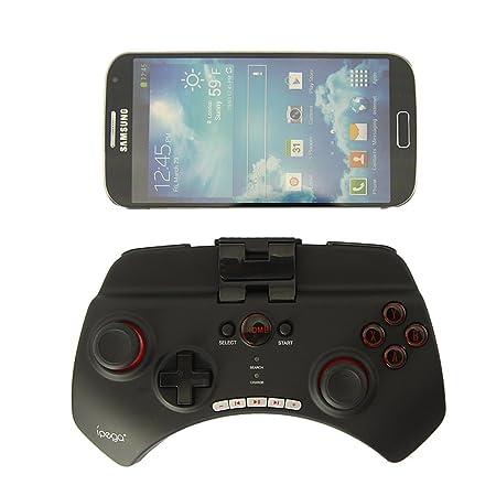 Amazon.com: iPega – Negro driver inalámbrico con Bluetooth ...