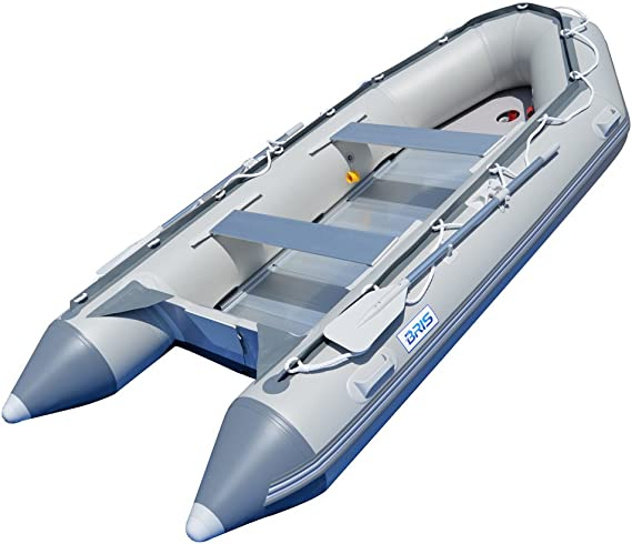 Amazon.com: Bris 14.1 ft Inflatable Boat Rescue & Dive ...