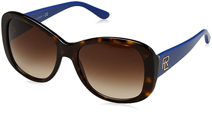 Ralph Lauren 0Rl8144, Gafas de Sol para Mujer, Marrón (Shiny ...