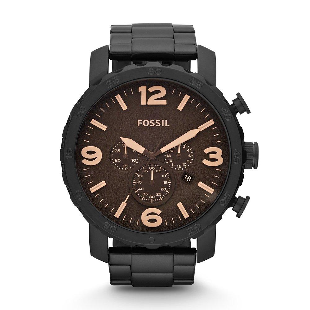 795eae0c14d9 FOSSIL Nate JR1356 - Reloj de pulsera para hombre