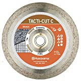 Husqvarna Construction 542761257 4 by 0.060-Inch TSD-C Dri Disc Economical Tile and Stone Blade
