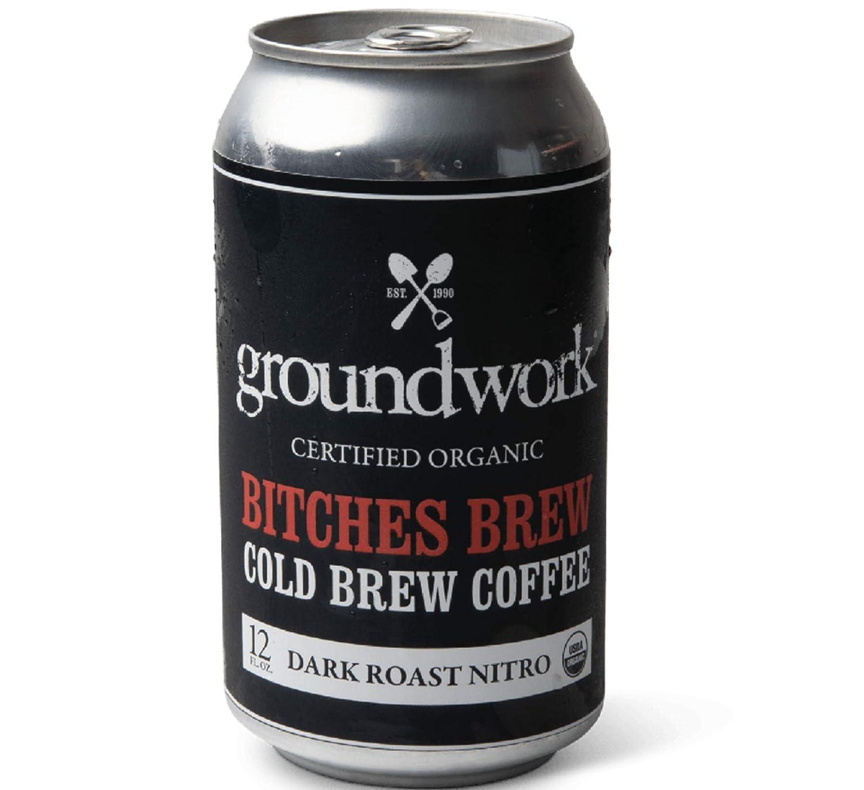 Groundworks - Juego de 24 puntas de café oscuro con nitro ...