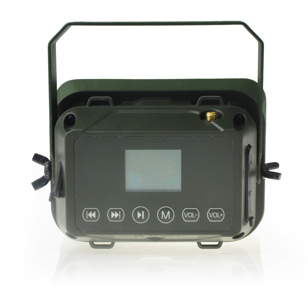 Outdoor Hunting MP3 Player Bird Decoy Caller 60W 160dB Loud Speaker Waterproof + 500M Remote by Up Force (Image #4)