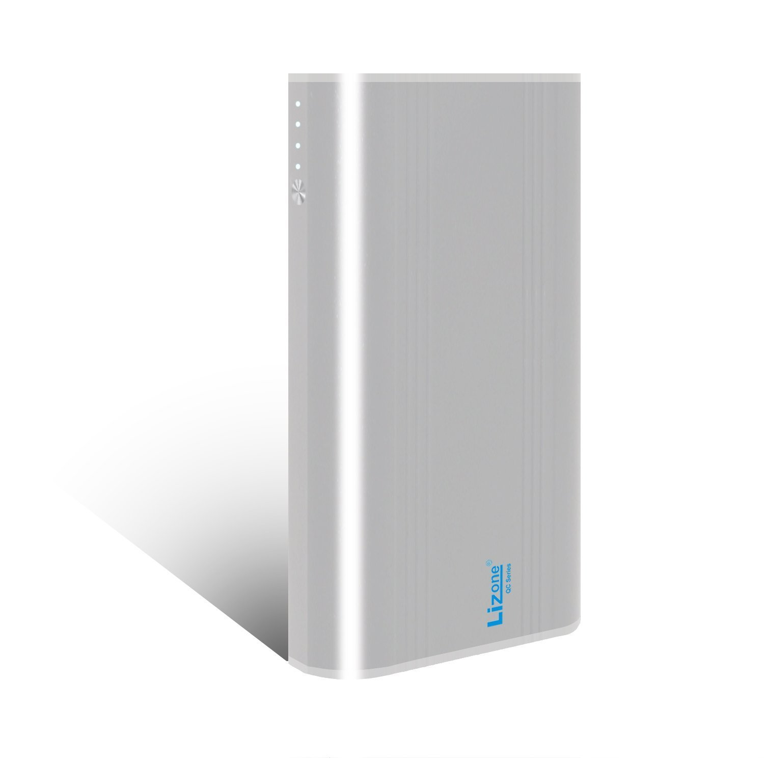 Lizone 35KmAh QC Portable Charger External Battery Power Bank for Apple Macbook Pro 15 13 Macbook Air 13 11, USB Ports Quick Charge for iPad iPhone 8 7 6 6S Plus and more Tablets or Smartphones. by Lizone