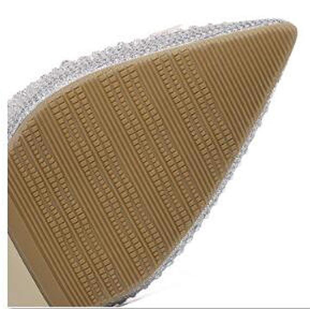 HLG HLG HLG Die hohen Absätze der Frauen zeigten Rhinestone-hohe Absätze verschönerten Sequin-Abschlussball-Parteigericht Schuhe die Brauthochzeitsschuhe 896197