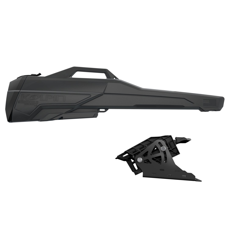 Kolpin Stronghold Gun Boot L with Mount, Impact Model Nylon, Plastic - No