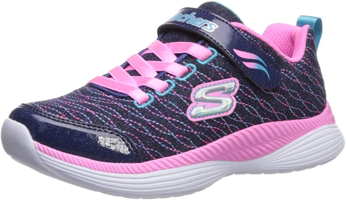 Skechers Mädchen Move 'N Groove Sparkle Spinner Sneaker FczOc