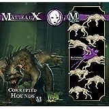 Malifaux Corrupted Hounds M2E