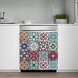 BRIKETO Florencia Decorative Tile Stickers Set 12