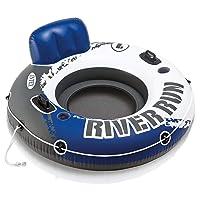 Intex River Run I Sport Lounge Inflatable Water Float 53-inch Diameter Deals