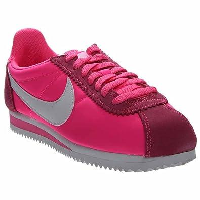 Wmns Nylon Classique - Cortez Chaussures De Sport Pour Femmes / Rose Nike xzOjzmZD