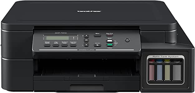 Brother DCP-T310 Multifuncional Inyección de Tinta 27 ppm 1200 x ...