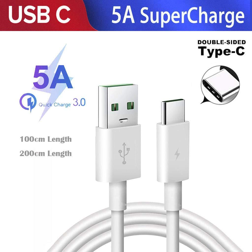 Amazon.com: Cargador USB 3.0 tipo C de carga rápida para ...