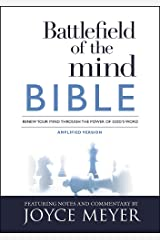 Battlefield of the Mind Bible: Renew Your Mind Through the Power of God's Word Paperback