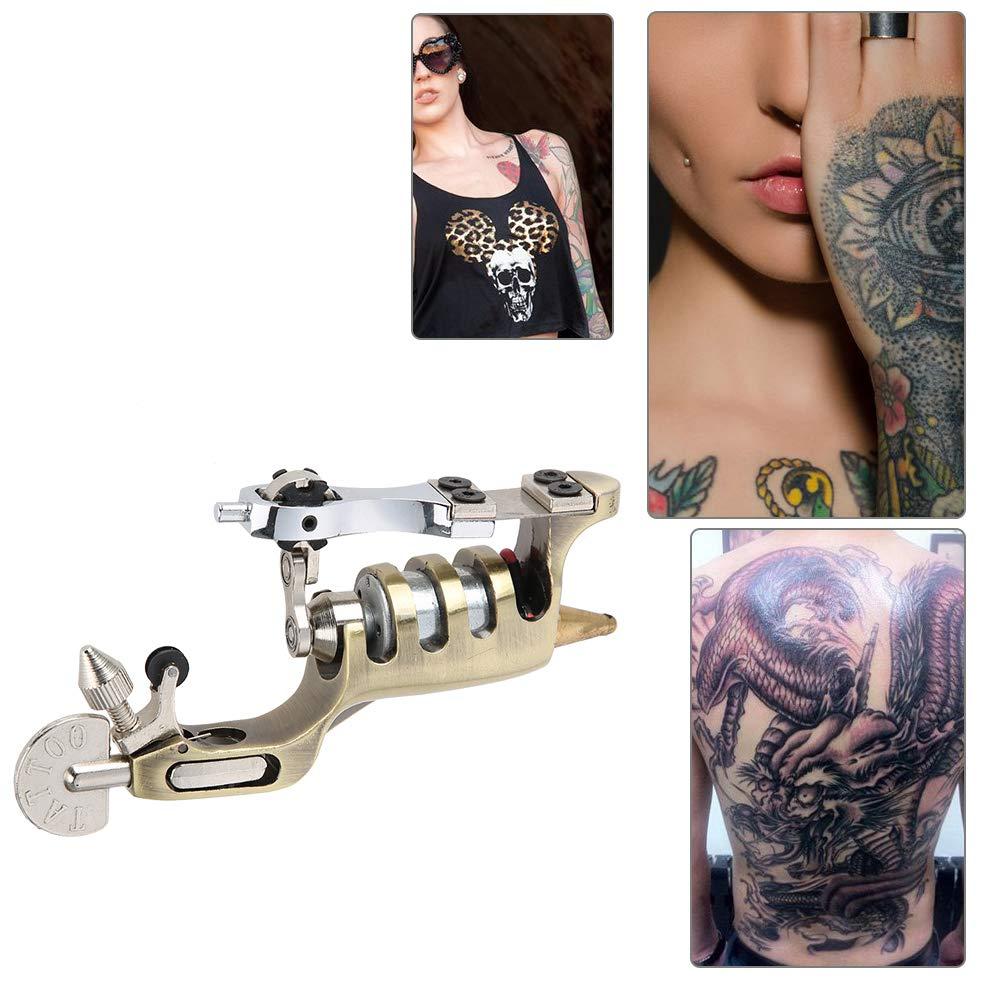 Máquina rotativa de motor de tatuaje, máquina de motor de tatuaje ...