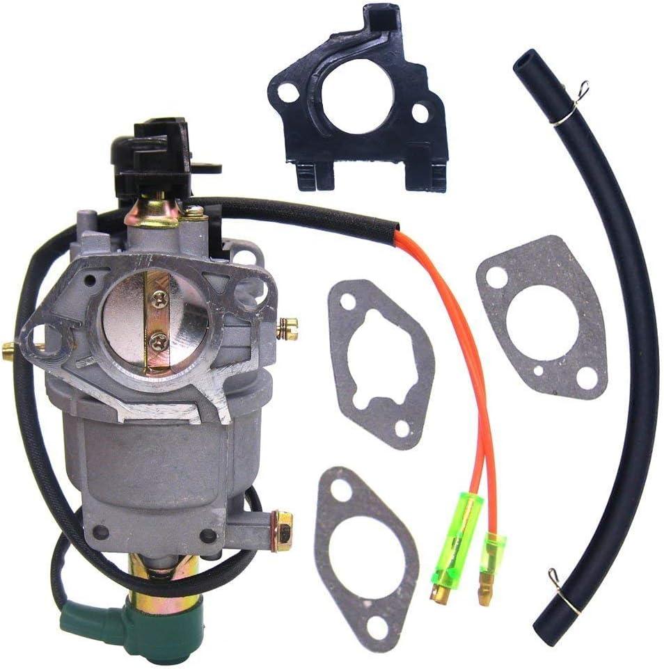 Gaskets Carburetor For Tahoe TP9000LXU TPI9000LXU 420CC 14HP 9000W Generator