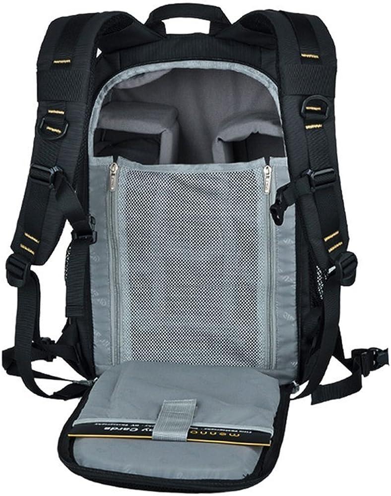 YAAGLE Oxford Large Capacity Waterproof Camera Bag Professional Photography Backpack