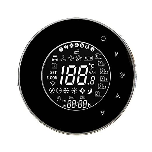 Minzhi Sensi® WiFi termostato central aire acondicionado ...