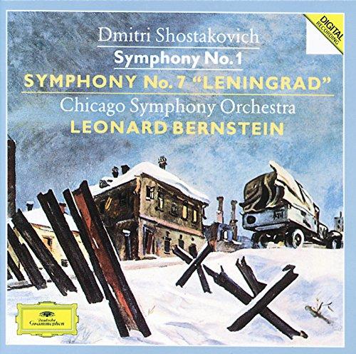 Shostakovich: Symphonies Nos.1...