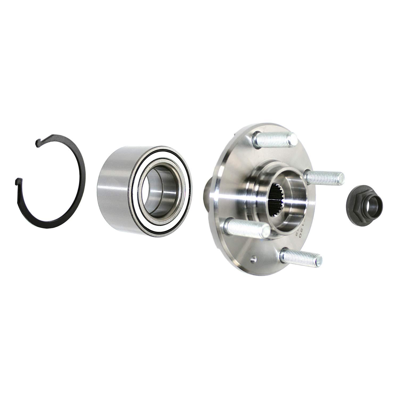 DuraGo 29596118 Front Wheel Hub Kit