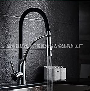 TougMoo Kitchen Faucet Kitchen Faucet Kitchen Faucet Hot And Cold Springs Mixing Dish Basin,Section cheap