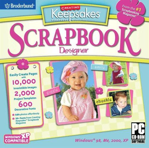 Frog Scrapbooking (Creating Keepsakes Scrapbooking Designer)