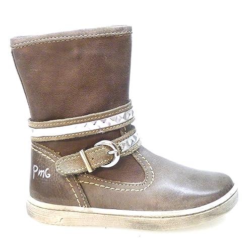 PRIMIGI Zapatos Niña Botas Botines Ghirza Taupe: Amazon.es: Zapatos y complementos