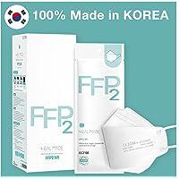 FFP2-ademhalingsmasker [25 St] / Gemaakt in Zuid-Korea/CE-gecertificeerd/Dermatest goedgekeurd/hygiënisch - individueel…