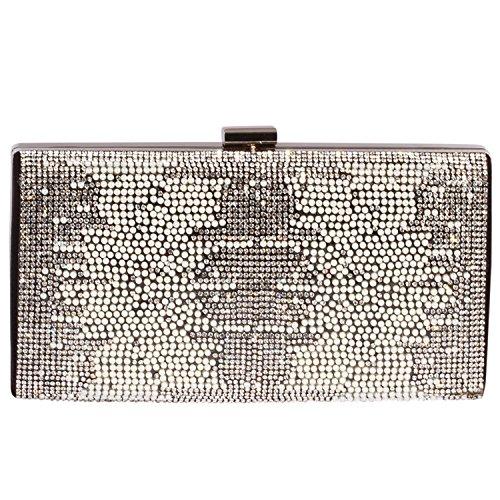 bb163619e4 Digabi New Fashion Pearl   Diamond Purse women Crystal Evening Clutch Bags