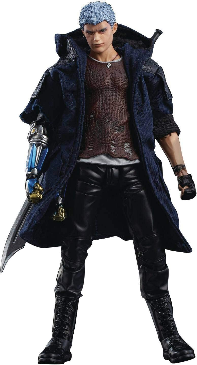 1000 Toys Devil May Cry 5: Nero (Deluxe Version) 1: 12 Scale Action Figure