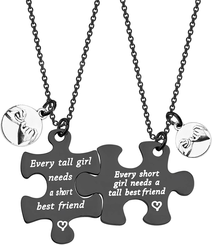 Best Friend Gift Best Friend Birthday To My Best Friend BFF Best Friend Necklace Unique Gift For Best Friend BFF Graduation