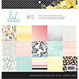 American Crafts 312004 Heidi Swapp Hello Gorgeous 12 X 12 Inch 48 Sheet Paper Pad