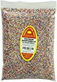 Marshalls Creek Spices Refill Pouch Nonpareils Seasoning, Rainbow, XL, 20 Ounce