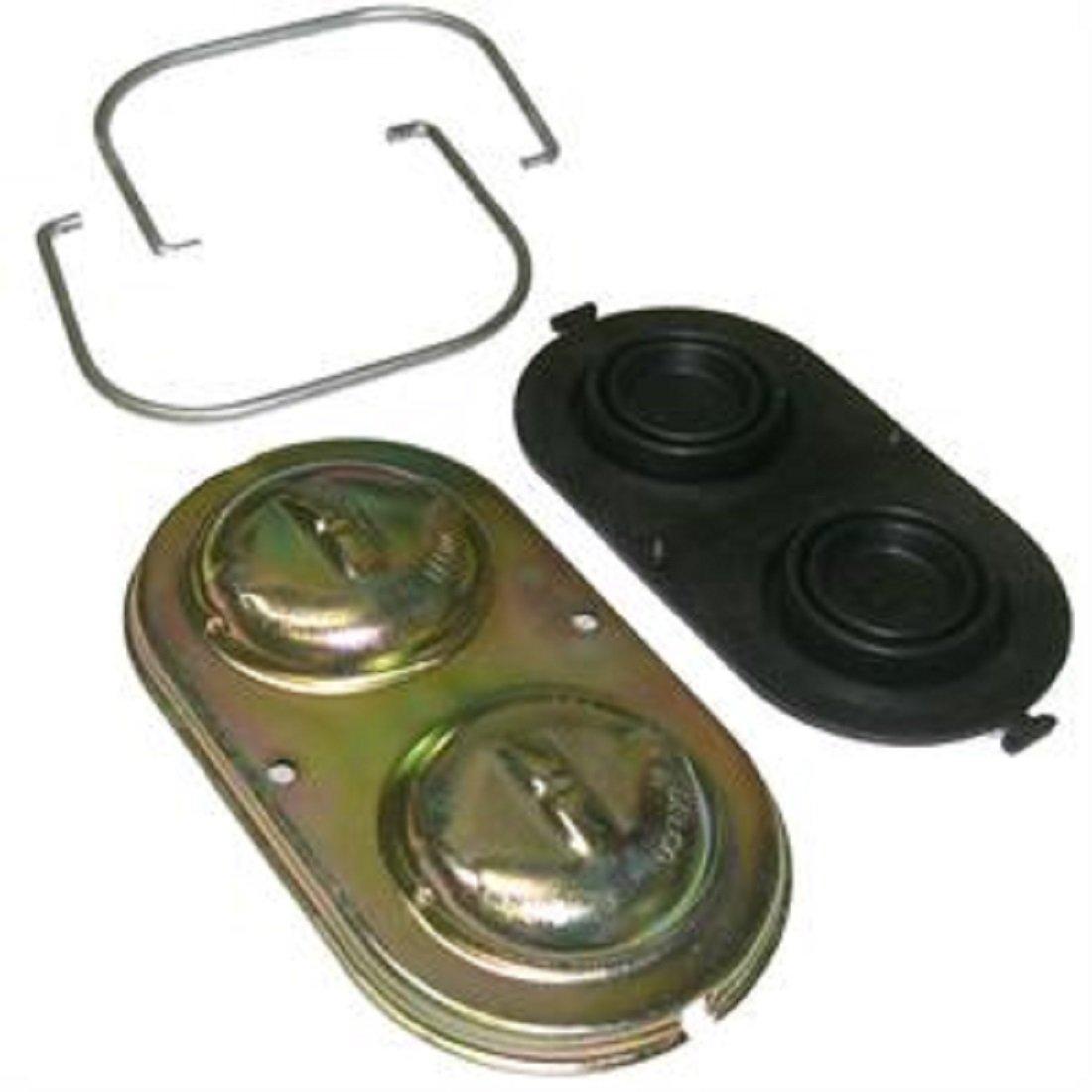 Bails /& Gasket 1967 CORVETTE Correct Reproduction Master Cylinder Cap