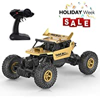 Kolamama 2.4Ghz 4WD High Speed 1/18 Scale RC Car