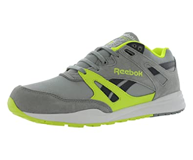 f270ef487155a Reebok Mens Ventilator Pop Low Top Lace Up Running Sneaker